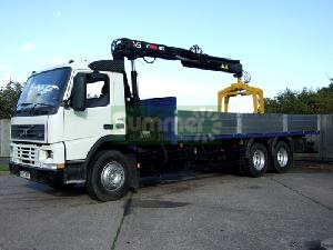 Special delivery options - Crane offload