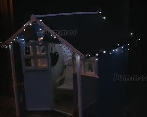 OUTDOOR PLAY xx - Solar powered string lights