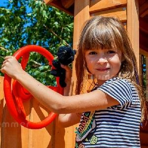 OUTDOOR PLAY xx - Drivers wheel