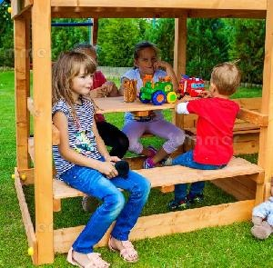 OUTDOOR PLAY xx - Picnic bench