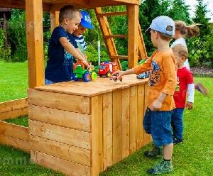 OUTDOOR PLAY xx - Toy box