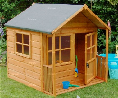 Rowlinson Playaway Playhouse with Verandah