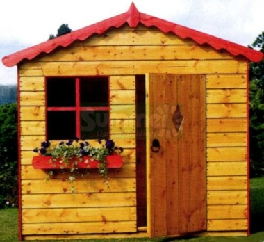Childrens Playhouse 60 - Shiplap, All T and G